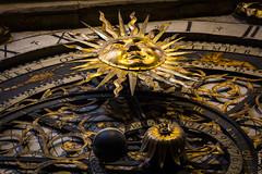 L'horloge astronomique de la cathédrale Saint-Jean (Netcheret_Sheri) Tags: lyon primatialesaintjeandelyon saintjean vieuxlyon astrolabe calendrierperpétuel cathédrale cathédralesaintjean horlogeastronomique lune primatiale soleil voyage weekend