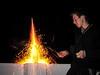 IMG_12082 (Manveer Jarosz) Tags: bharat hindustan india nye newyearseve rajasthan udaipur bottle dark fire firecrackers fireworks launch night pataka patake people rocket sparks takeoff
