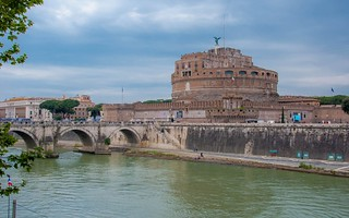 Roma (05) - Castel Sant' Angelo