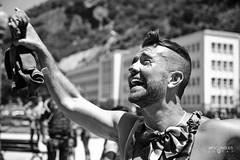 Carnaval de Rua_18.02.17_AF Rodrigues_508 (AF Rodrigues) Tags: afrodrigues sóocumeinteressa carnavalderua carnaval rio riodejaneiro festa folia 2017 brasil pretoebranco pb