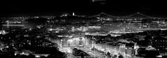 Untitled_Panorama1 (Arthur Pontes) Tags: panoramica pan panorama blend miradouro plane ships fly sly night lisbon boat barco ponte arco arc martin light lux lisboa portugal trail rastro lightpainting long exposure esposição 30