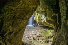 Lost Creek Waterfall (Emanuel Dragoi Photography) Tags: tennessee lostcreek waterfall whitecounty white cave