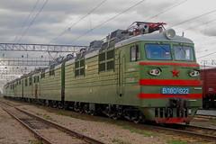 VL80T-1922 (zauralec) Tags: электровоз локомотив поезд ktz ктж казахстан пресногорьковская presnogorkovskaya station вл80т vl80t vl80t1922 1922 вл80т1922