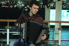 Andreas Tophøj & Rune Barslund (2017) 05 - Rune Barslund (KM's Live Music shots) Tags: worldmusic denmark andreastophøjrunebarslund runebarslund chromaticaccordion accordion nordicmatters fridaytonic southbankcentre