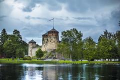 Olavinlinna (Nilamalin91) Tags: olavinlinna savonlinna savonia castle slott borg finland historic suomi