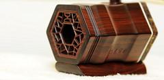 lujianhua erhu (wee_photo) Tags: wee ff fx d700 105mm micro wood erhu musicalinstrument texture 二胡 樂器 老紅木 呂建華