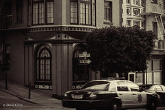 Crime Novel Cover Shot (buffdawgus) Tags: california canon1855mmis canonrebelxti dashiellhammettway leftcoast lightroom6 sanfrancisco topazsw westcoast