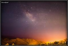 Milky way Season - Quetta, Balochistan (hammadjaved) Tags: pakistan maddy hammadjaved travel quetta balochistan milkyway stars astrology astro photography canon1100d