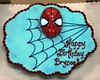 Bryson's 5th Birthday (vanherdehaage) Tags: birthday party chuckecheeses cake cupcake spiderman