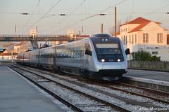 4009 Entroncamento (J. Morgado) Tags: cp comboio train alfa pendular entroncamento 4000 4009
