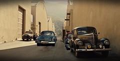 Heil, Caesar! (gpholtz) Tags: diorama miniatures 118 diecast 1950 oldsmobile 88