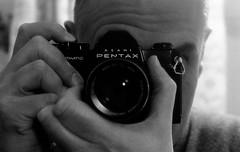 """I've been """"Spotted"""". (Ian Hand) Tags: 9minutes 119dilution ilfoteclc29 tmax takumar55mmf18 spotmaticspii pentax"""