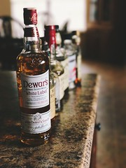 Scotch (Drew W Photography) Tags: threelabel class bottle alabama huntsville alcohol good drinks drink blended whisky whiskey scotch