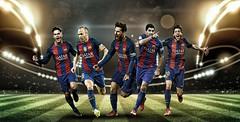 barcelona (ayman_ay17) Tags: barcelona player wallpaper 2017 andres iniesta sergi roberto denis suarez gerard pique lionel messi luis fc