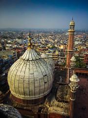 Delhi jame masjid (1656) (iliusfaisal) Tags: ngc structure architecture mosque building delhi travel