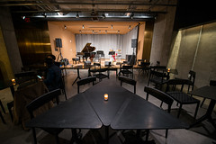 William and Helen Birenbaum Performance and Innovation Space (Oberlin College) Tags: conservatory jazz reception nightclub hotelatoberlin unitedstates conservatoryjazzreceptionnightclubhotelatoberlin oberlincollege