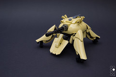 JH S35 (Cole Blaq) Tags: coleblaq lego bricks mech mecha multiped quadruped robot scifi tank
