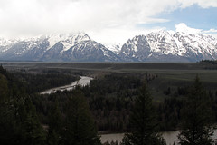 Snake River and the Teton Range - Grand Teton National Park (Ernie Orr) Tags: nationalpark snakeriver wyoming tetons grandteton wy