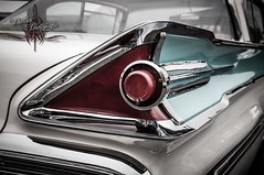 Merc light (Derthor Photografix - Thorsten Koch) Tags: classic ford car buick muscle chevy hotrod rod custom kustom uscar streetmag photografix derthor