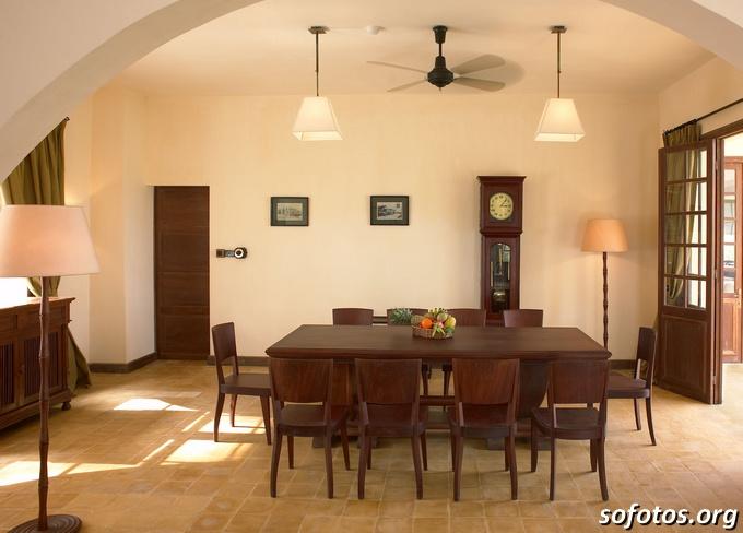 Salas de jantar decoradas (43)