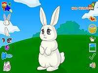 小兔子換裝(Bunny Dress Up)