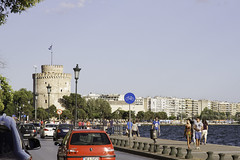 Thessaloniki, the White Tower (Panayotis1) Tags: canon 85mm 7d thessaloniki salonica salonika samyang
