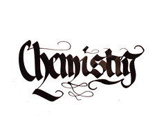 chemistry (Ink) Tags: calligraphy calligraphie inok inkd