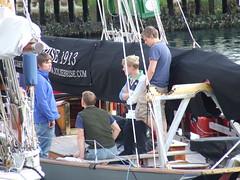 Jolie Brise (DSCF9727) (AngusInShetland) Tags: scotland tallships shetland lerwick tallshipsrace sailtraining