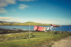Washing (*trevor) Tags: scotland highlands isleofskye laundry washing
