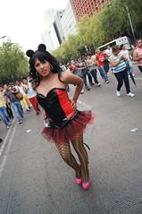 DSC09442 (Jaim3lop3z) Tags: gay méxico del de mexico libertad la foto fiesta retrato pride desfile paseo fotos reforma disfraces mujeres junio lucha comunidad hombres marcha diversidad maquillaje derechos lesbianas orgullo dignidad xxxivmarchanacionaldelorgulloydignidadlgbttti