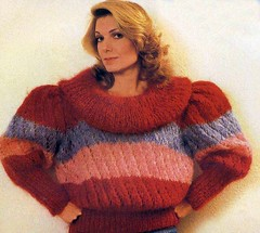 Jacqueline-37 (Homair) Tags: vintage sweater fuzzy fluffy jacqueline mohair