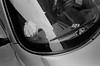 Alcudia (varjagg) Tags: leica old car june town diy sticker kodak madonna 20mm 12 f56 windscreen strangled mallorca m4 wiper plusx xtol alcudia crazyfrog 5231 russar 2013