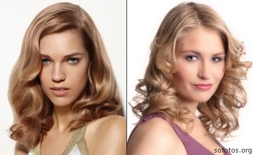 cortes de cabelos femininos médio
