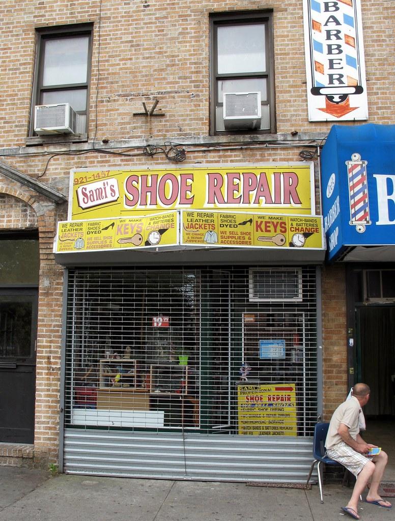 Sami S Shoe Repair Shop