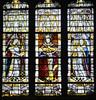 Holy Trinity flanked by two angels (15th Century) (Simon_K) Tags: paris france parisian francais stseverin séverin parisien pariswander pariswanderblogspotcouk randonnierflaneurflaneriespariswanderblogspotcouk