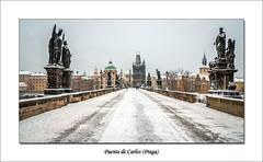 Puente de Carlos (Praga) (Soler Paco) Tags: praga 40d pacosoler