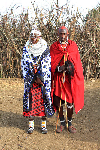 Maasai Ceremony in the Eastern Serengeti