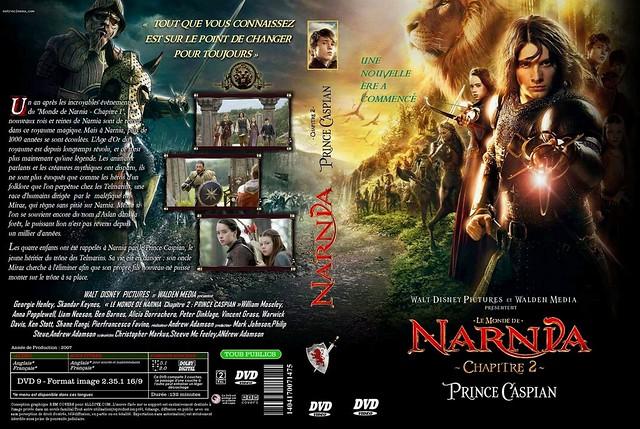 Le monde de narnia-le prince caspian