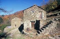 Clède à Aujac - Hameau des Bouschets