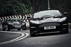 Aston Martin, DBS, Shek O, Hong Kong (Nikhil Sadhwani - Photography) Tags: vision:outdoor=0877 vision:sky=0565 vis