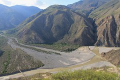 The Rio Pampas valley