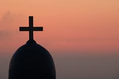 Sunrise_Santorini (DepictingPhotos) Tags: sunrise europe churches santorini greece religions