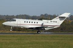 M-UKHA | H25B | IMG_0063 (Global_5000) Tags: canon airplane eos airport aircraft aviation aeroplane civil luton mukha ltn eggw