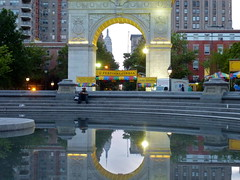 WASHINGTON SQUARE PARK (Qu4ttroPhoto) Tags: nyc newyorkcity travel sunset eastvillage newyork art architecture america sunrise thevillage photography newjersey jerseycity downtown chelsea skyscrapers centralpark manhattan washingtonsquarepark postcard worldtradecenter gothic 911 scenic westvillage panoramic midtown uptown timessquare newyearseve september112001 twintowers hudsonriver empirestatebuilding empirestate wtc chryslerbuilding wallstreet gotham columbuscircle georgewashington groundzero newyorknewyork citigroup hoboken lowermanhattan towersoflight september11th newyorktimes grantstomb weehawken alexanderhamilton 911memorial northbergen newamsterdam hamiltonpark 91101 lincolnharbor elephantine freedomtower reflectingabsence empirecity tourismvacation oneworldtrade occupywallstreet zucattipark hosecompany1