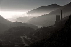 La trmica (Pemisera) Tags: landscape catalonia catalunya paysage paisatge catalogna katalonien catalogne santjordi bergued cercs labaells pantdelabaells pemisera larodonella trmicadecercs