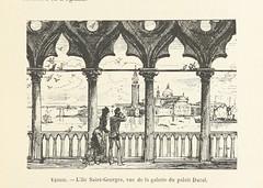 """British Library digitised image from page 201 of """"Les Vieilles Villes d'Italie. Notes et souvenirs. Ouvrage illustré de ... dessins à la plume ... reproduits en fac-simile"""""""