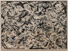 """Greyed Rainbow"" Jackson Pollock (mark6mauno) Tags: chicago art rainbow nikon jackson institute pollock greyed nikkor the d4 theartinstituteofchicago nikond4 2470mmf28g"