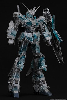 MG Clear Full Armor Unicorn - Snap Fit 9 by Judson Weinsheimer