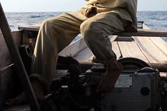 Pelaut (I.M.W.) Tags: lake feet canon indonesia boat engine driver dslr sulawesi lakematano danaumatano canon550d