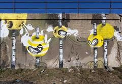 Forest - Detail (Lady Lucx) (DoctorStick) Tags: chicago graffiti mural pilsen chicagoist artinpublicplaces streetartchicago lucx ward25 doctorstick ladylucx